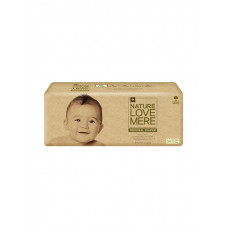 Diapers NatureLoveMere (NLM) Original (2-4 kg) 54 pcs.