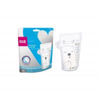 Breast milk storage bags LOVI, 25 pcs