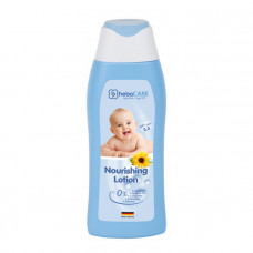 hebaCARE baby lotion