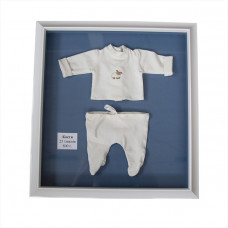 "Photo frame ""Baby's first things"""